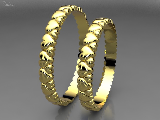 Snubni Prsten Zlute Zlato Avp 2043 033